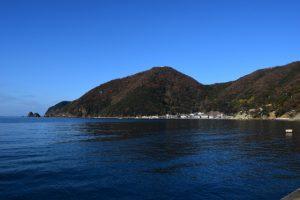 常神漁港の釣り場写真