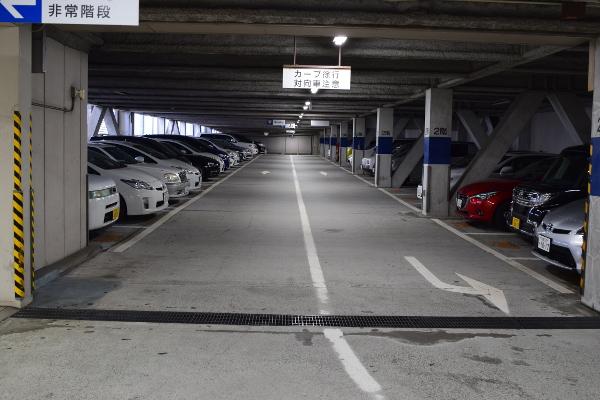 浜大津公共駐車場