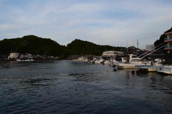 宿毛片島港