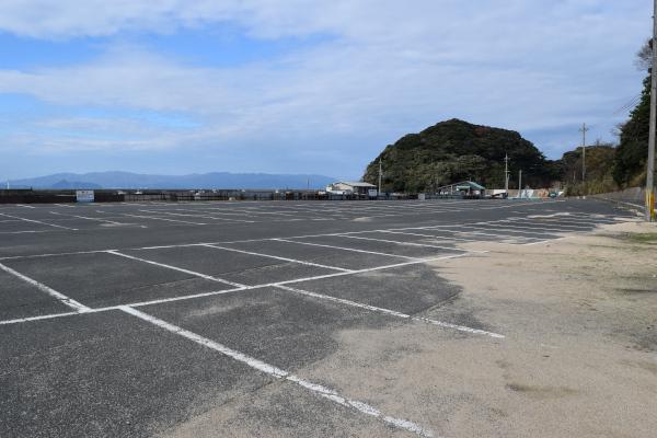 小橋漁港駐車j場
