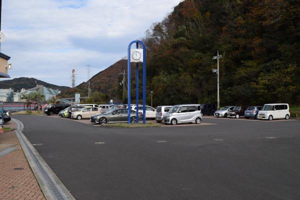 舞鶴親海公園駐車場