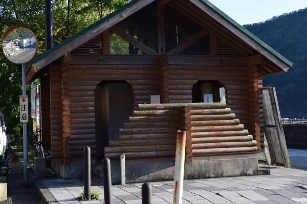 神子漁港トイレ