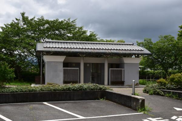晴嵐の道A駐車場