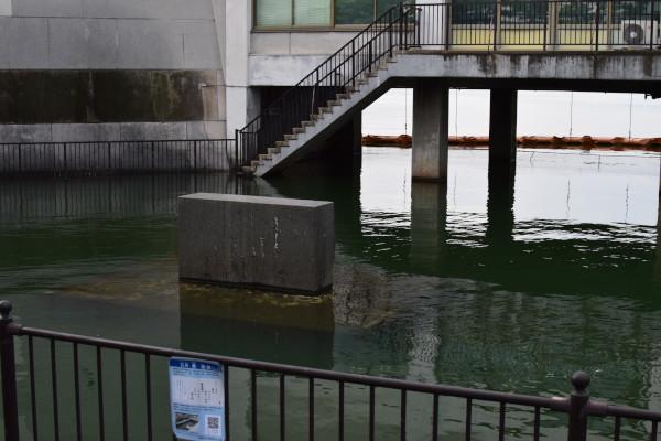 琵琶湖文化館の基礎