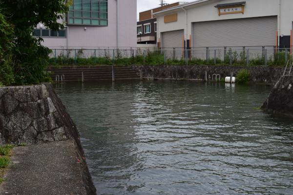 瀬田川新港