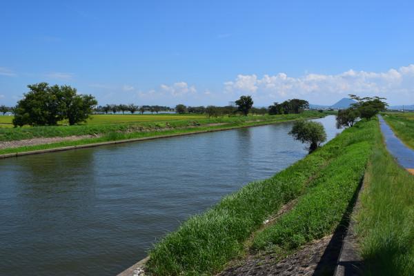 葉山川上流