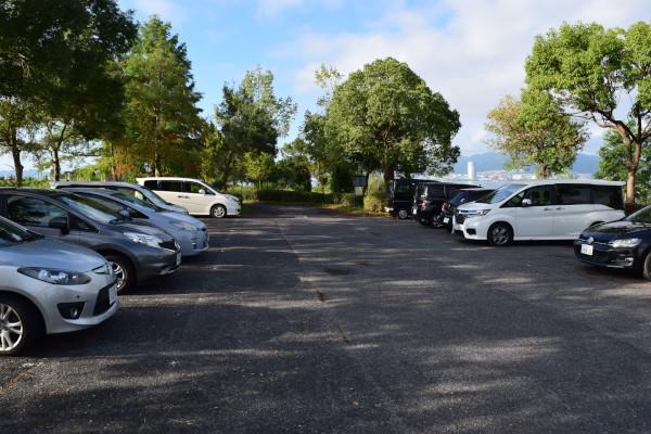 北山田3駐車場