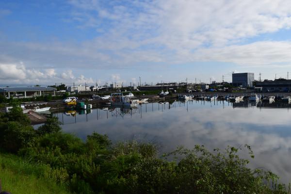 北山田漁港
