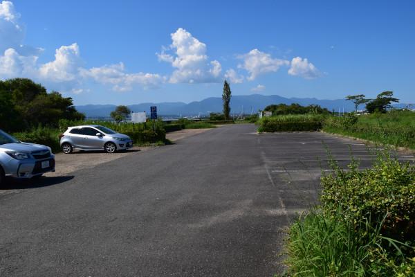 赤野井3北駐車場