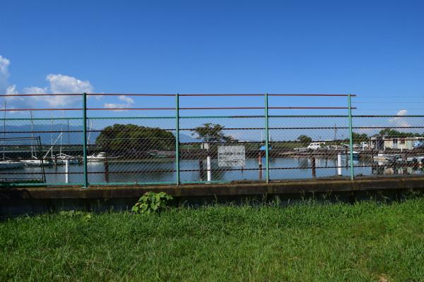 赤野井漁港