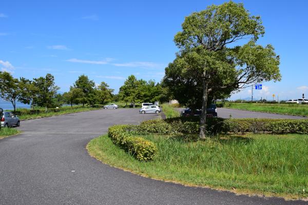 津田江駐車場