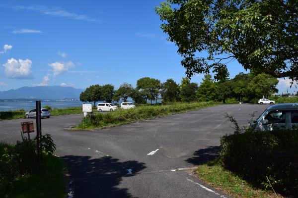 津田江1北駐車場