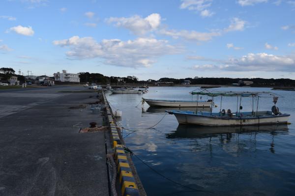 畔蛸漁港の写真