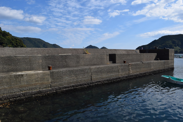 二木島堤防
