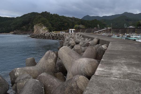 海野漁港の写真