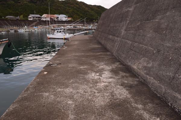 海野漁港の船