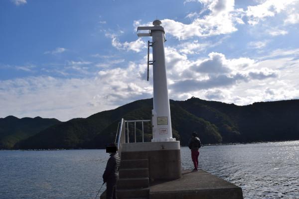 三木浦漁港灯台