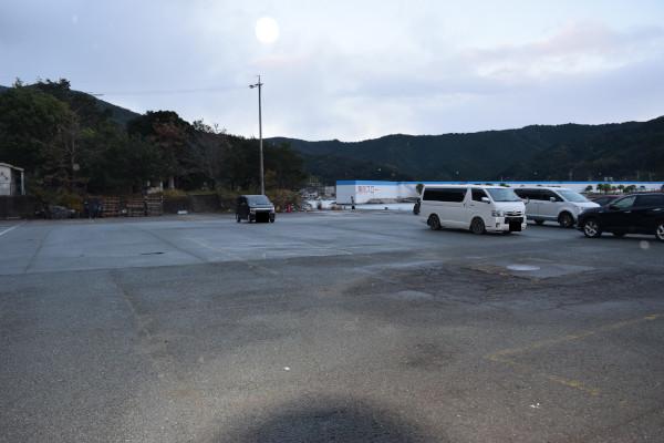 錦漁港駐車場