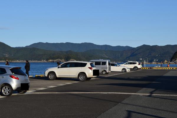 宿田曽漁港釣りポイント