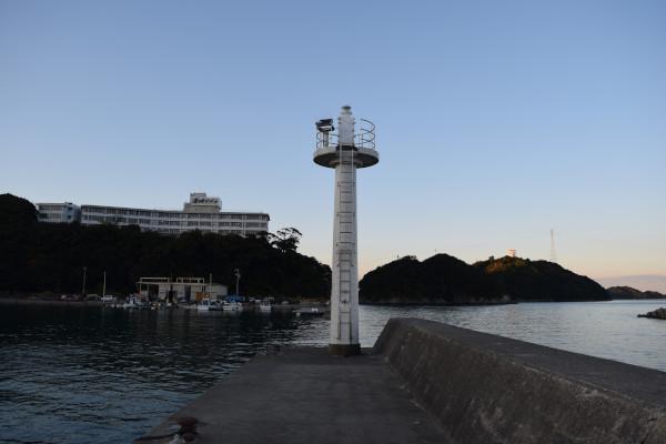 小浜漁港灯台
