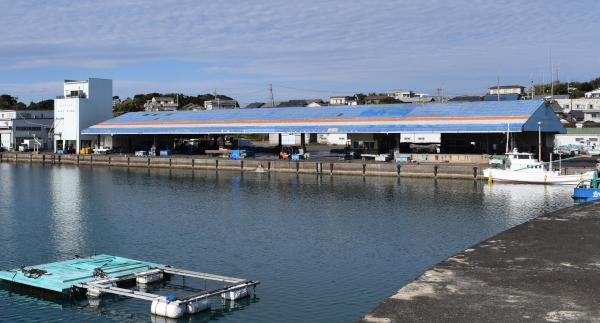 和具漁港施設