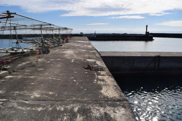 和具漁港堤防分岐