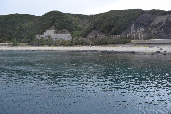 伊古漁港の周辺