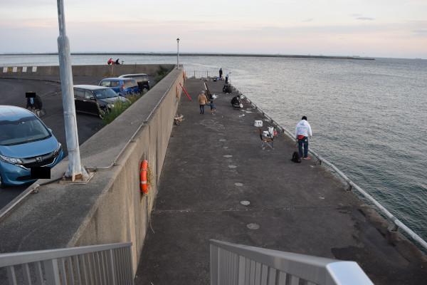 霞埠頭海釣り公園