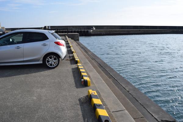 下御糸漁港の写真