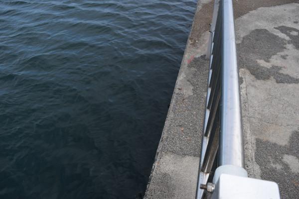白子港堤防