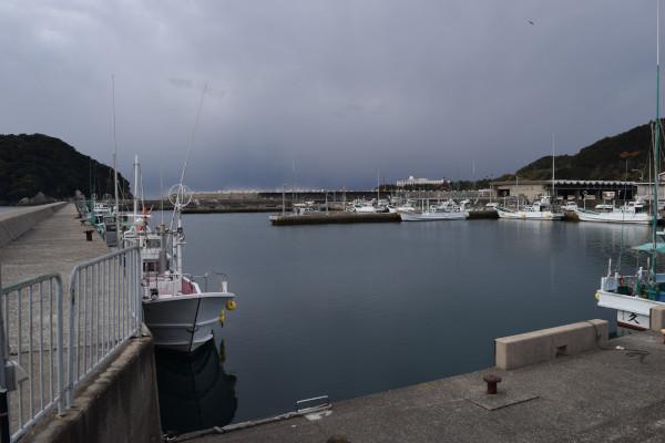 すさみ漁港