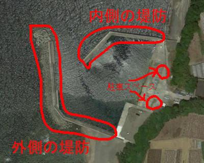 加尾漁港写真