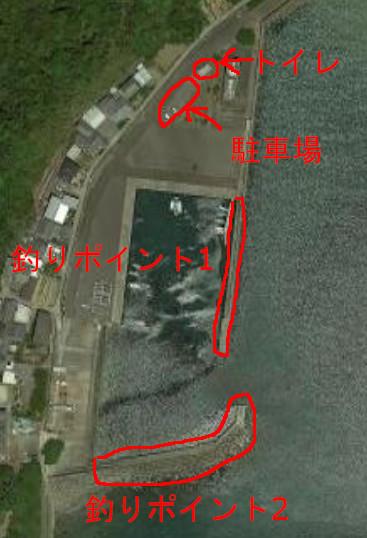 小浦漁港航空写真