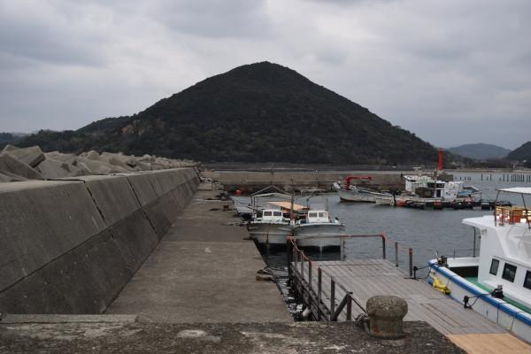 唐尾漁港全景