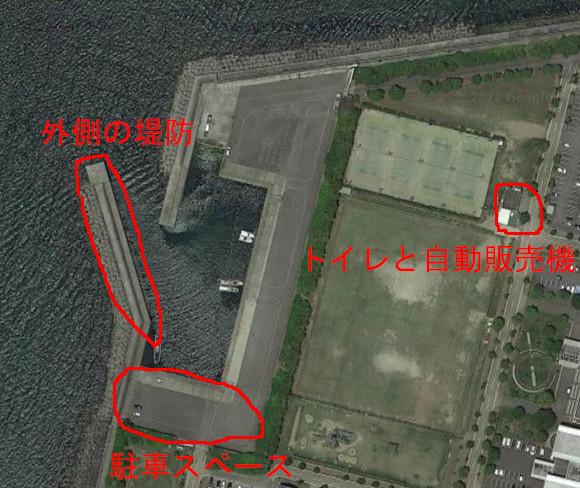 湯浅広港航空写真