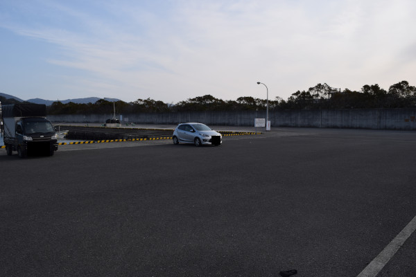 湯浅広港駐車スペース