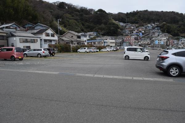 駐車スペース2の写真