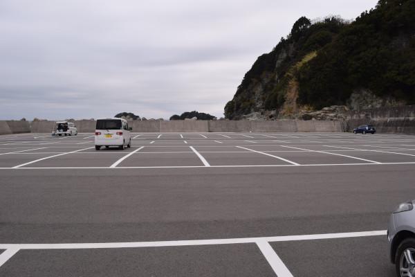 雑賀崎漁港駐車スペース