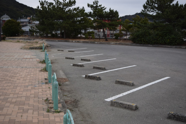 加太北ノ浜公園駐車場